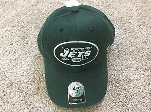 5a532ec6b New Youth size New York Jets NY Forty Seven brand 47 baseball cap ...