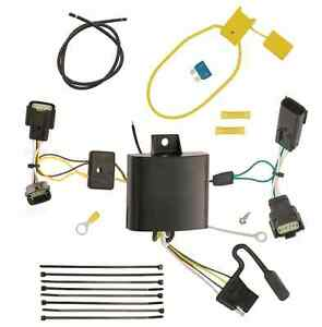 2015 2017 Dodge Charger Trailer Hitch Wiring Kit Harness