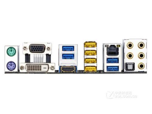 I//O Shield For GIGABYTE GA-Z97MX-Gaming 5 /& GA-Z97X-Game Plus Backplate IO