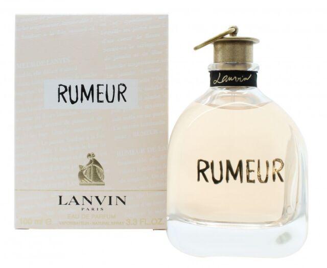 LANVIN RUMEUR EAU DE PARFUM 100ML SPRAY - WOMEN'S FOR HER. NEW. FREE SHIPPING