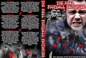Dvd Real Football Factories England Uncut Firms Mob Firm Doku