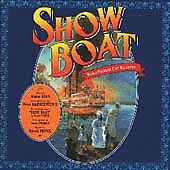 Show Boat World Premiere Cast Recording CD 1994 GOOD USED COPY  - $8.99