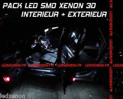 Ragionevole Pacchetto Tuning 24 Lampadina Led Smd Xeno Bianco Kit Audi A8 S8 Tdi I Fsi Tfsi