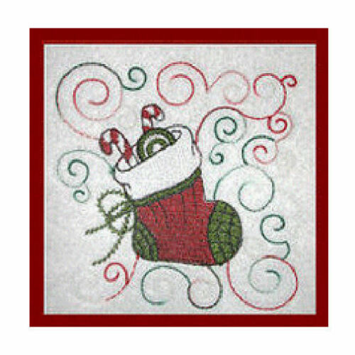 1089:  Machine Embroidery Designs - Merry Christmas