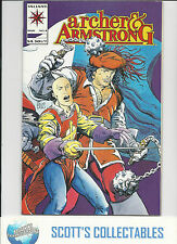 Archer & Armstrong  #8.   VF/NM    1st Print  (1st Ivar Timewalker)   High Grade