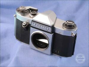 Praktica Nova M42 Screw Mount Film Camera - Excellent 202