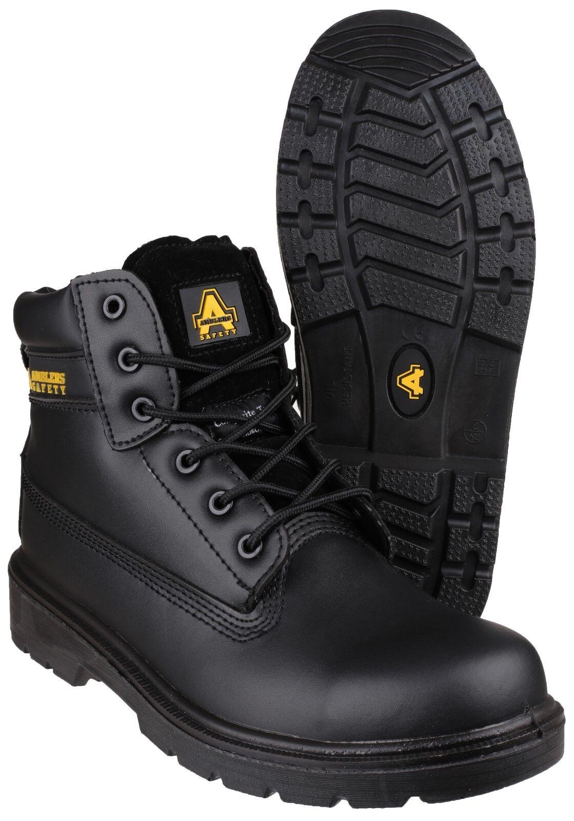 Amblers FS12C Safety Composite Toe Cap Mens Boys Unisex Work Boots shoes UK3-13