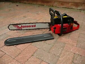 jonsered chainsaw workshop parts and operators manuals ebay rh ebay co uk