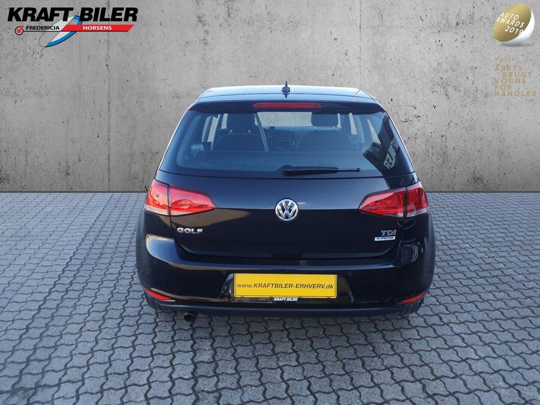 Billede af VW Golf VII 1,6 TDi 110 Allstar BMT Van