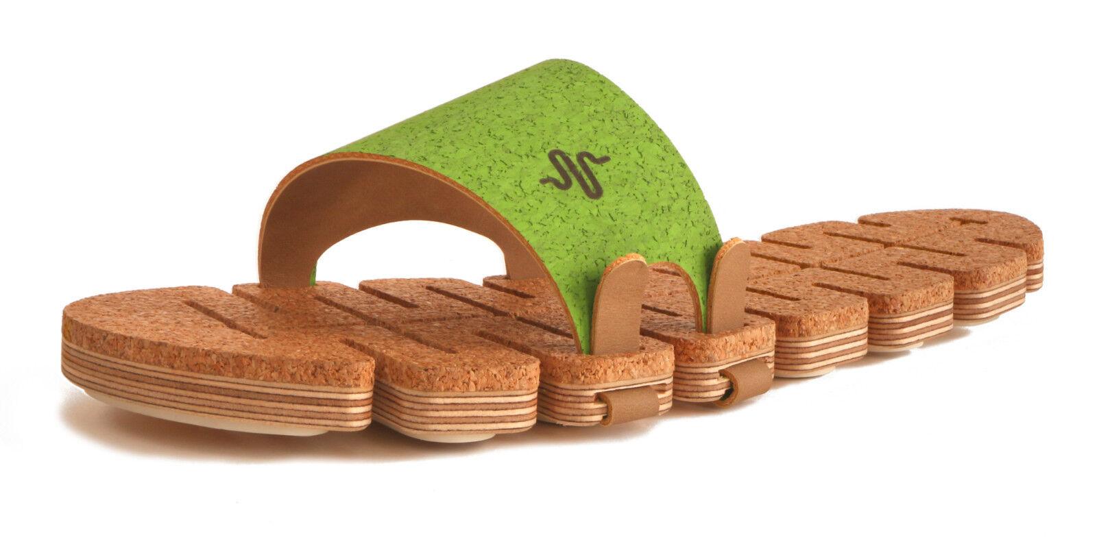 Delphi-flexible de madera sandalia-fillet-sandalias-sandalia es-damas, caballeros