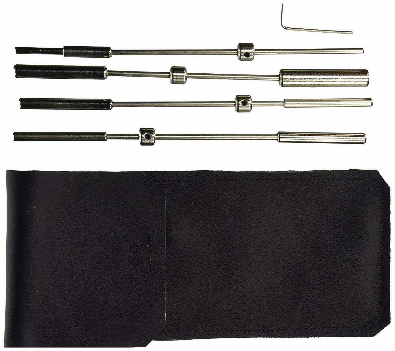 Mike Balter TB Pro Triangle Balters for Professional Percussionist and Drummer