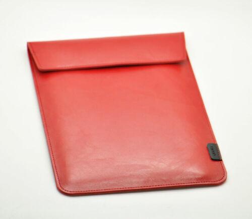 Microfiber Leather Laptop Sleeve Case for APPLE MacBook Air//Pro 11//12//13//15