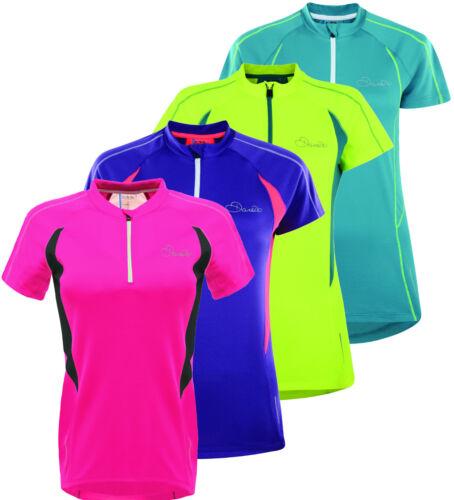 Dare2b Configure Womens Active Jersey Cycling Running Training T-Shirt