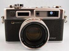 "*** FULLY REFURBISHED *** Yashica ELECTRO 35 GSN Rangefinder ""SPIDERMAN"" Camera"