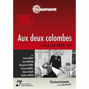 DVD-034-AUX-DEUX-COLOMBES-034-Sacha-Guitry-NEUF-SOUS-BLISTER