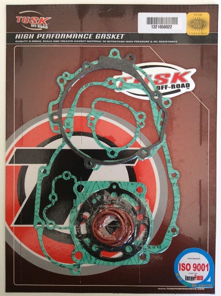 Complete Gasket Set For 2002 Kawasaki KX250 Offroad Motorcycle~Winderosa 808457