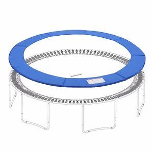Songmics Coussin de protection pour trampoline Ø 244 305 366 cm Pvc...