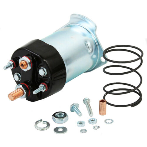 NEW STARTER SOLENOID FIT 1967-1972 CASE SKID STEER LOADER 450 188 DIESEL 1107598
