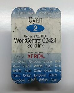 ORIGINALE-Xerox-Solid-Ink-n-2-CIANO-108r00660-WORKCENTRE-c2424-1-Stick