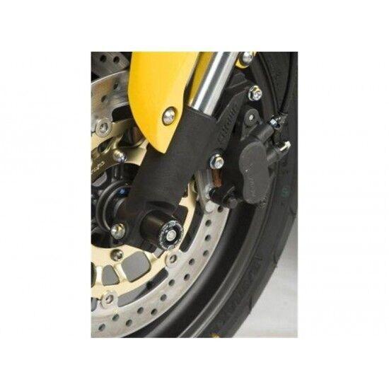 Schutz für Gabel cb600f cb600f cb600f hornet '05-11 cb900f hornet R&g Rennsport FP0066BK  | Elegante und robuste Verpackung  c9950d