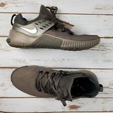 004724c58bb1 Nike Metcon Viking Quest Ridgerock MTLC Pewter Aq0632 206- Men 11 Pre Owned  for sale online