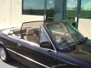 Coupe-vent-Filet-anti-remous-BMW-Serie-3-E30-Cabriolet-Livraison-Gratuite