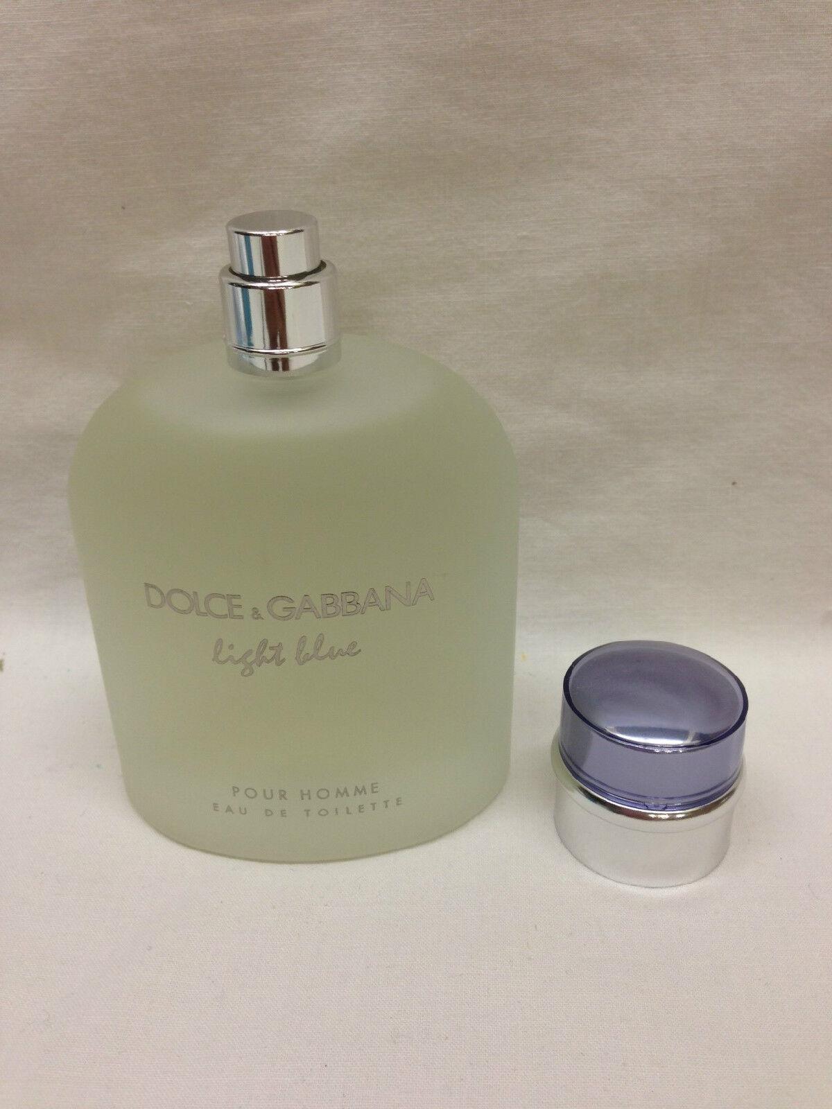 Light Blue Pour Homme By Dolce Amp Gabbana Men Cologne 4 2