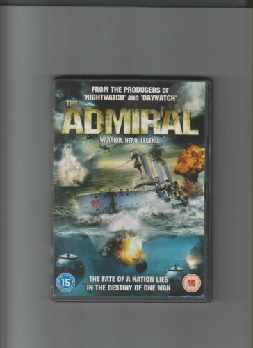 1 of 1 - THE ADMIRAL - Based on a True Story. Konstantin Khabensky (DVD 2008)