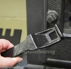 Spare Cast Iron Universal Stove Door Handle Key Woodburner