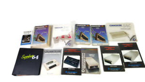 Commodore-64-Book-lot-Software-Programmer-039-s-reference-User-039-s-Guide