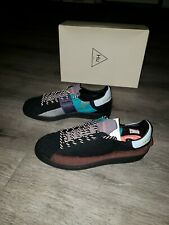 Size 10 - adidas Superstar x Pharrell Patchwork - Black 2020