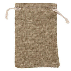 1-10pcs-Burlap-Natural-Linen-Jute-Sack-Jewelry-Pouch-Bags-Gift-Gifts-DrawstrI