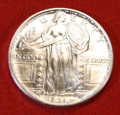100 New Coins Standing Liberty Design 1//4 oz each .999 Copper Bullion