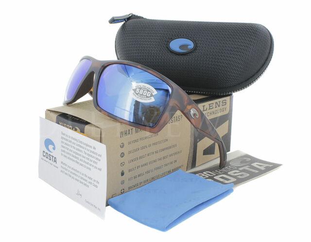 c3124c5a5816d Costa del Mar Reefton Blue Mirror RFT66OBMGLP 580G Sunglasses ( AUC5339)