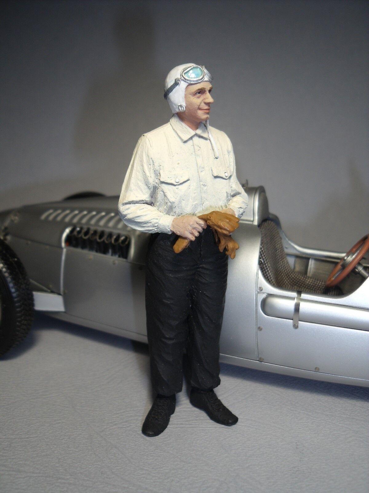 Bernd rosadomeyer 1 1 1 18 sin pintar figura hecha por brooom para CMC Auto Unión bd7007