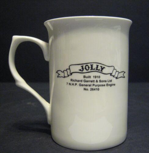 R.GARETT GEN PURPOSE STEAM ENGINE fine bone china mug cup beaker