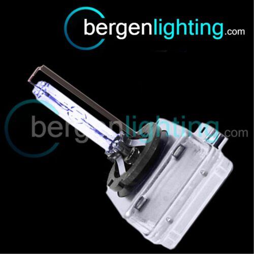 D1S Single HID Headlamp Bulb 3000k 4300k 6000k 8000k 10000k Replaces Factory Fit