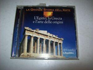 CD-ROM-L-039-EGITTO-LA-GRECIA-E-L-039-ARTE-DELLE-ORIGINI-GRANDE-STORIA-DELL-039-ARTE-N-1