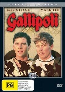 Gallipoli-DVD-2007-2-Disc-Set-Mel-Gibson-Mark-Lee