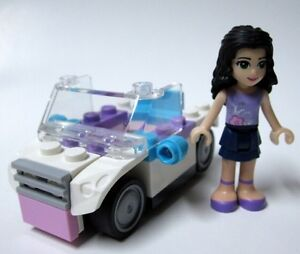 Lego-Friends-Emma-039-s-Car-Unavailable-in-Australia-Sealed-and-Brand-New-V-Rare
