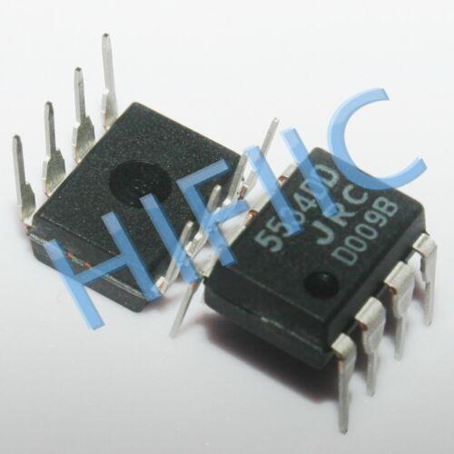NJM5534DD JRC5534DD 5534DD HIGH PERFORMANCE LOW-NOISE OPAMP DIP8