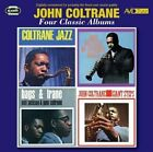 Four Classic Albums by John Coltrane (CD, Aug-2014)