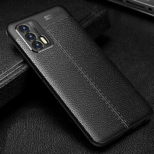 Case For Realme GT Neo Premium Leather Texture Soft TPU Shockproof Cover for
