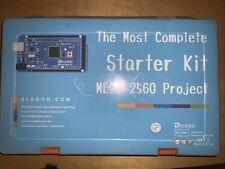 Elegoo Mega 2560 With Bread Board The Most Complete Starter Kit