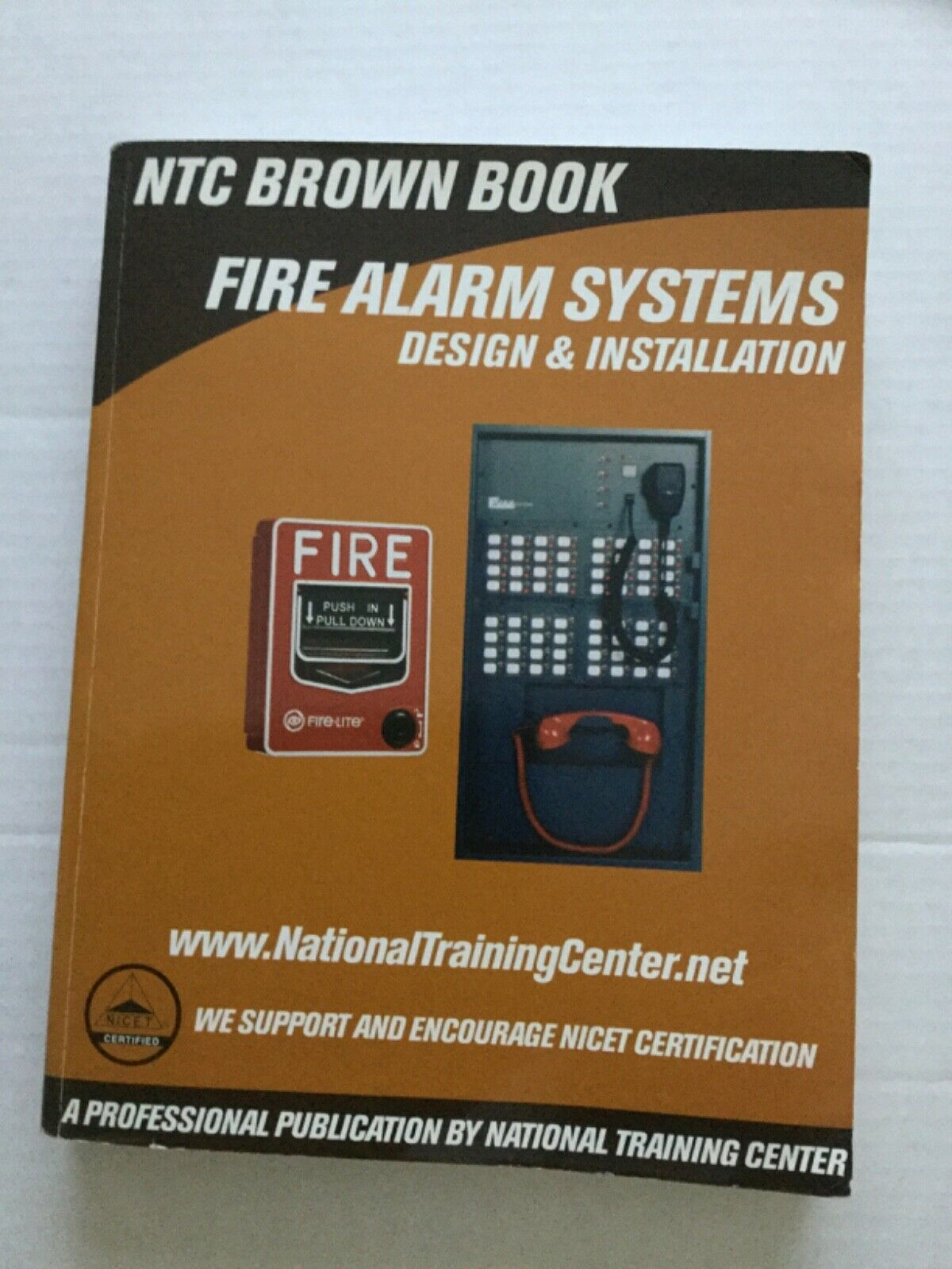 Ntc Brown Book Fire Alarm Systems Handbook Design And Installation 2005 For Sale Online Ebay