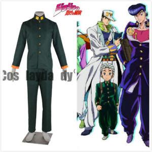 JoJo/'s Bizarre Adventure Diamond Is Unbreakable Koichi Outfit Costume Cosplay