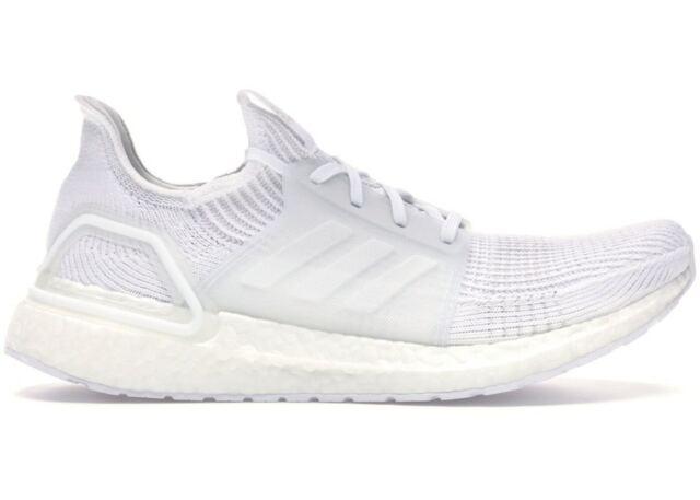 adidas UltraBoost 19 Triple White