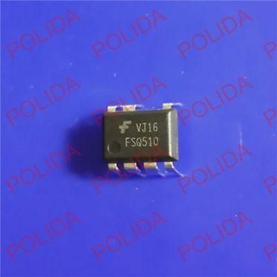 5PCS Power Switch IC FAIRCHILD DIP-7 FSQ510