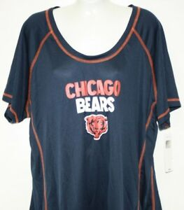 best sneakers 47510 bcf92 NEW Womens NFL Apparel Chicago Bears Blue Orange Synthetic ...