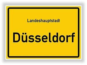 Ortsschild POTSDAM Ortstafel Landeshauptstadt von Brandenburg Bild Geschenk NEU